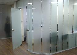Алюминиевые перегородки в Ижевске