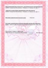 Лицензия на обеспечение пожарной безопасности зданий и сооружений (Страница 2)