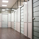 Офисные и интерьерные перегородки