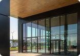 Конструкции из теплого алюминия — тренд архитектурных решений